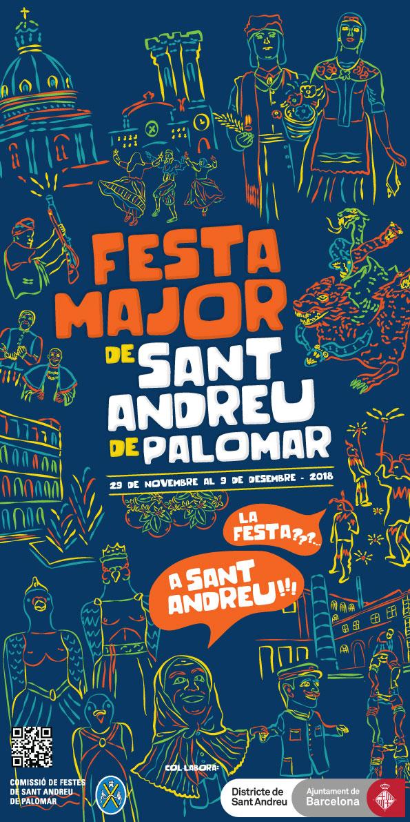 Cartell Festa Major 2018